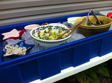 Keep Your Cing Food Cool by Keeping Food Cool At Bbq S The Happy Cooking
