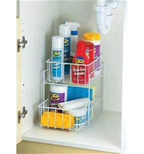 kitchen tidy ideas under sink storage tidy amazon co uk kitchen home
