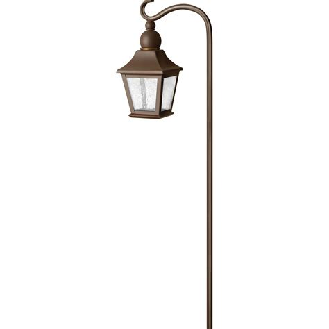 Landscape Lighting Won T Turn On Hinkley Lighting Bratenahl One Light 25 Inch Outdoor Path