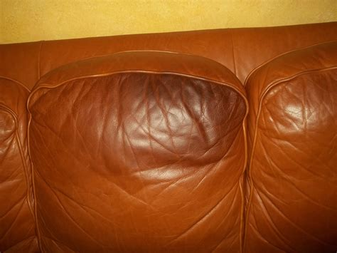 leather couch fading mwerdith leather sofa and chairs with sun fading scratches