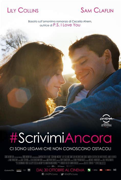 film love rosie streaming il poster del film scrivimi ancora streaming melty it
