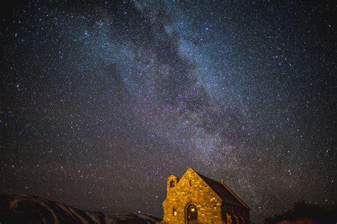 Amazing Light by New Zealand From Lake Tekapo To Christchurch Passion