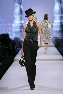 The Delicous Frocks Of Lanvin by Fashion Week 2008 Bright Colors And Flowers