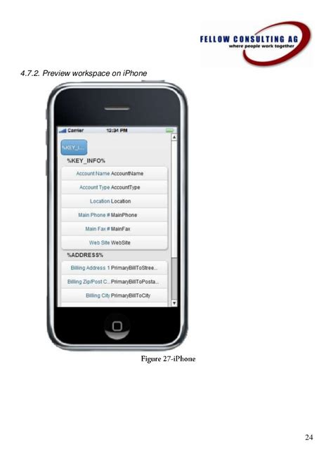 Oracle Iphone mobile configurator android iphone for oracle crm on