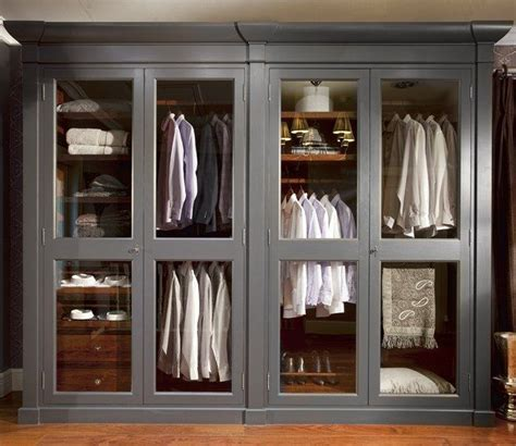 Glass Fronted Wardrobes - 93 best images about closets storage laundry on
