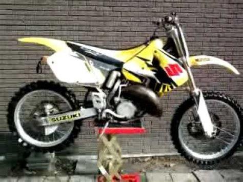 2000 Suzuki Rm125 Suzuki Rm125 2000 Hgs