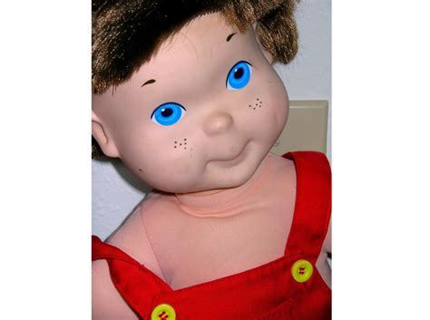 Annabelle Hairstyle Doll by The History Of Creepy Dolls History Smithsonian