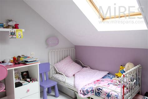 chambre de enfant stunning chambre denfant mansardee photos lalawgroup us