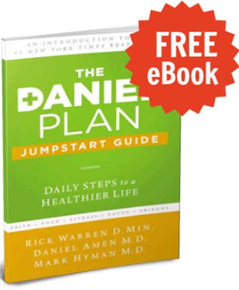 the daniel plan guide daniel plan jumpstart guide confirmation faithgateway