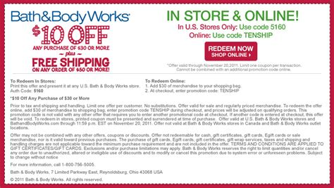 bed bath and body works coupon 2016 bath and body works coupons