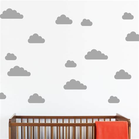 wall stickers clouds wall stickers cloud