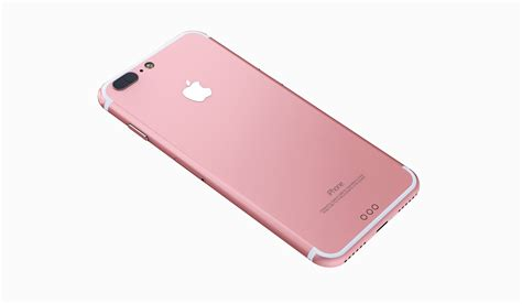 Iphone 7 Rosegold Iphone 7 Gold Back Panel Leaked Report Claims Same