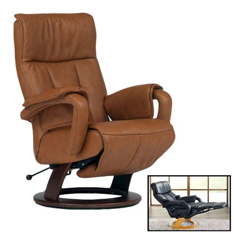 small leather recliner chair leather rocker recliners