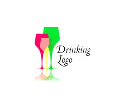 cocktail logo food drink glass vector logo download vector logos free