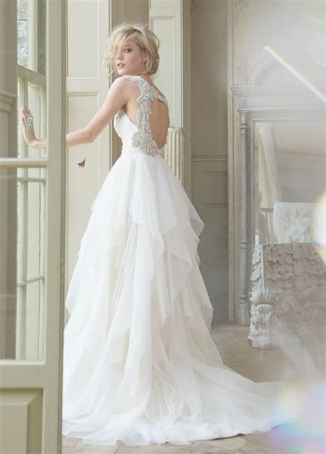 gorgeous collection  wedding dresses sortra