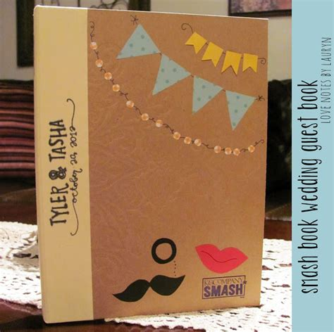 notes by lauryn vintage circus wedding smashbook