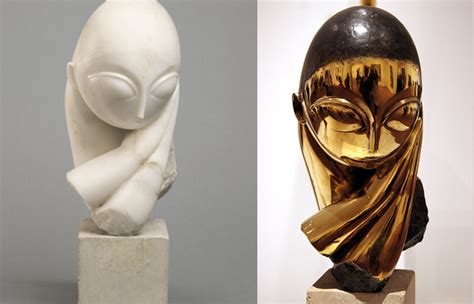 Classical House Design Sculpture By Constantin Brancusi Interior Design New York