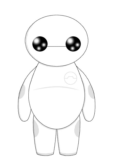 baymax chibi wallpaper baymax v2 by moon potato