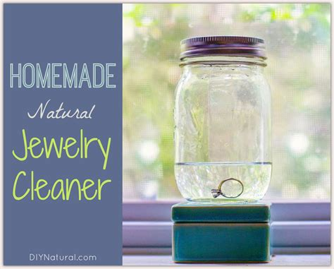 make jewelry cleaner jewelry cleaner effective recipe