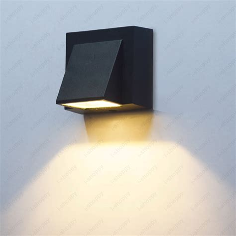 exterior sconce lighting fixtures aliexpress buy outdoor l 3w led wall sconce light