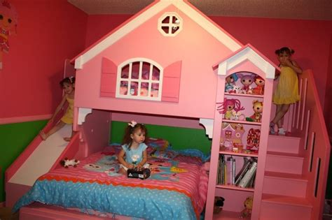 lifesized lalaloopsy bed dollhouse dolls  hannah