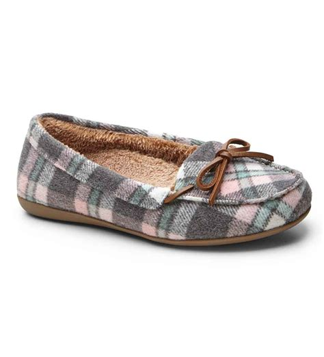 branded slippers shopping ida slipper pink plaid vionic shop by brand s