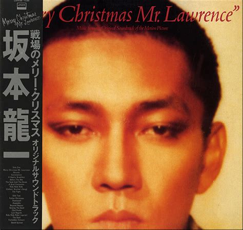 merry christmas  lawrence soundtrack details soundtrackcollectorcom
