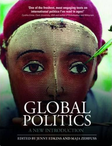 introduction to global politics books grey owl books on ca marketplace pulse