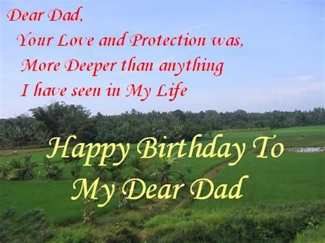 Birthday Quotes For Dads Happy Birthday Wishes For Father