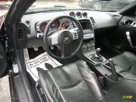 custom nissan 350z interior 2004 nissan 350z touring coupe interior photo 44193259