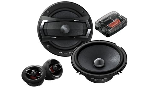 Pioneer Ceiling Speakers India by Pioneer India Ts A1605c Component Speakers With