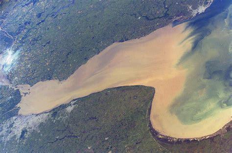 imagenes satelitales rio dela plata rio de la plata image of the day