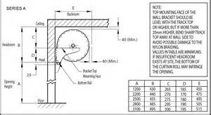 Garage Slab Design installation instructions series a amp aa roller door