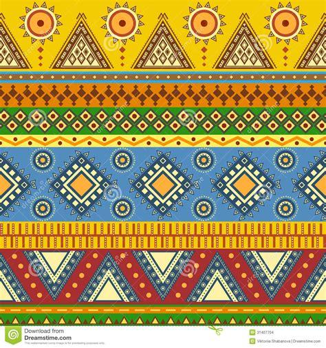 aztec pattern stock aztec seamless pattern stock images image 31407704