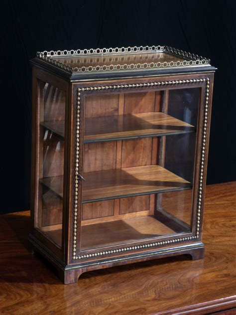 table top display table top display cabinet small glazed cabinet misc