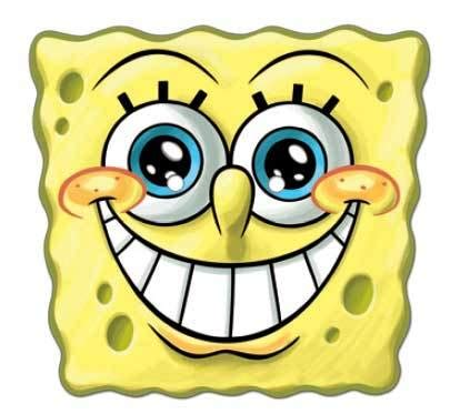 spongebob smile face mask (ssf0014) buy star face masks at