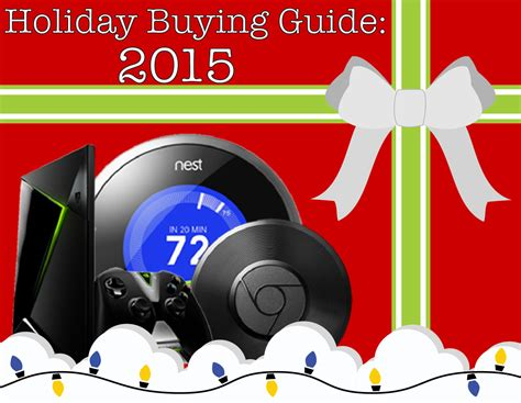 holiday buying guide 2015 gifts for the home