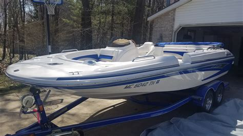 boats for sale in michigan used used deck boat boats for sale in michigan boats