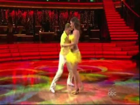 Maryca Syari derek hough menounos salsa on dwts 4 17 12