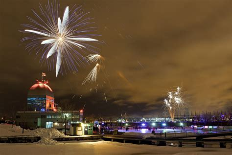 new year in montreal montreal fireworks 2017 2018