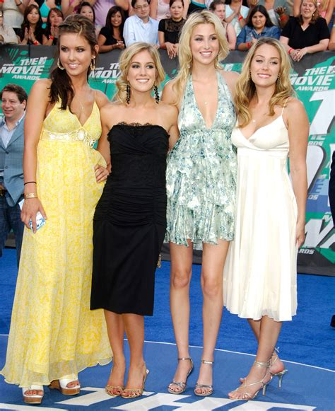 Who Wore Conrad Collection Better Conrad Or Audrina Patridge by See What The Cast Of The Wore On Their