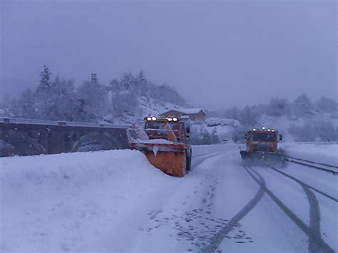 chiuse in italia maltempo viabilit 224 italia disagi per neve e strade