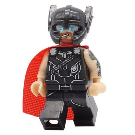 Lego Thor boneco lego thor ragnarok compativel r 10 00 em