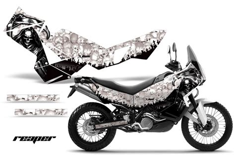Ktm 990 Adventure Aufkleber by Ktm Adventurer 990 Bike Graphic Decal Sticker Kit Ktm