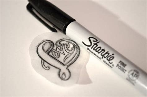 make pen tattoo look real how to make a fake tattoo with a sharpie fake tattoos