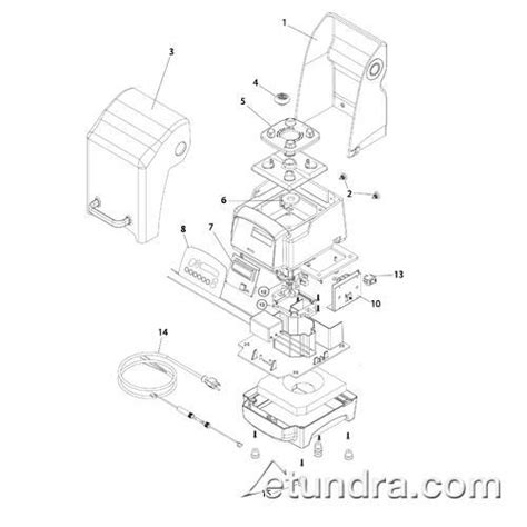 vitamix parts diagram vita mix on counter blending station 174 advance parts etundra