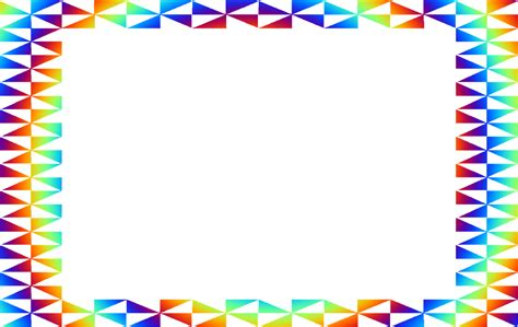 borders and frames colorful frames and borders png search results