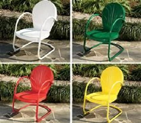 1000 images about retro lawn chairs on metal