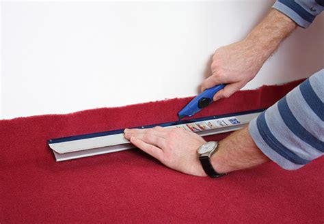 teppich schneiden obi anleitung teppich verlegen teppichverlegung