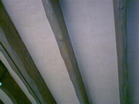 Toile Au Plafond by Toile De Jute Au Plafond